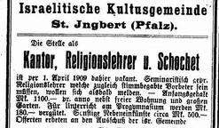 Juden in St. Ingbert - SR 2 KulturRadio