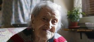 Mit 117 Jahren gestorben: Addio Emma!