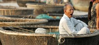 Vietnam: Selbstgenähte Jutebeutel statt Fischsterben