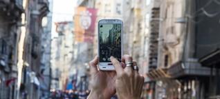 Selfie auf Türkisch - DailyBreadMag