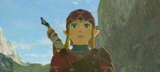 """""""Zelda: Breath of the Wild"""": Eines der besten Spiele der vergangenen Jahrzehnte"""