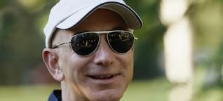 Jeff Bezos: Schwerreich, geduldig und etwas verrückt