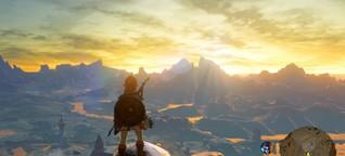 """Zelda-Designer Aonuma im Interview: """"Wir wollten schon lange eine große, offene Welt erschaffen"""""""