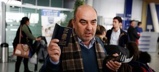 """Einreiseverbot - """"Unser Land ist mehr wert als eine Million Amerikas"""""""