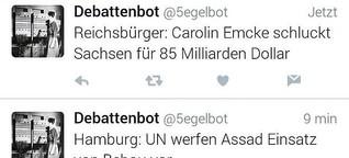 Debattenbot (@5egelbot) | Twitter