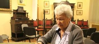 """""""Es gab gute Menschen in Auschwitz"""" - Eine Holocaust-Überlebende erinnert sich"""