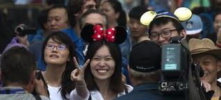So wirbt Disney um 300 Millionen Chinesen
