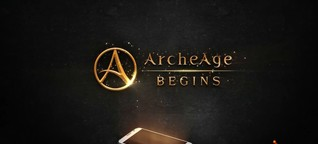 ArcheAge Begins Mobile Upcoming Android Game Release