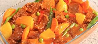 Filipino Beef Style Recipes, Beef Kaldereta, Beef Puchero Soup,