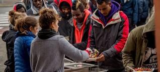 EU worried migrants will shop around for best return deal