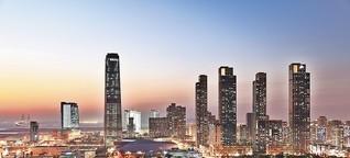 Future of cities?
