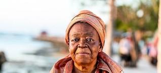 """""""In Europa wollte ich nicht bleiben"""" - Ärztin aus Tansania"""