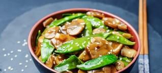 Dr Oz Top 6 Cancer Fighting Foods Recipes, Mushroom, Bok Choy, Ginger,