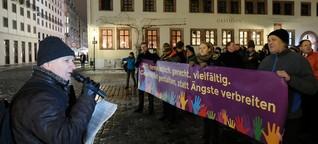 Christian Wolff über Gegendemos: Ein Pfarrer gegen Legida