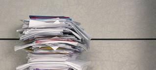"""Zeitgeist Technik: """"Sie haben Post!""""- Wer braucht denn heute noch E-Mails?"""