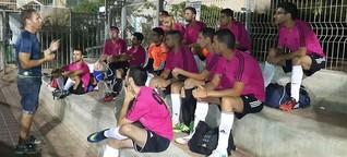 Foot gay en Israël : une leçon de Tel Avivre-ensemble (La Madjer)