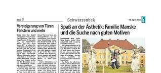 Spaß an der Ästhetik: Familie Manske und die Suche nach guten Motiven