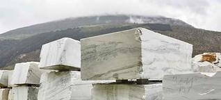 Vinschgau - das weiße Gold von Laas