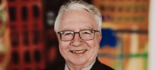 Porträt: Hafendirektor Roland Hörner