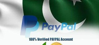 Open A PayPal Account in Pakistan