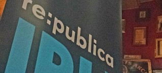 Republica in Dublin - Deutscher Datenschutz trifft irische Start-up-Szene