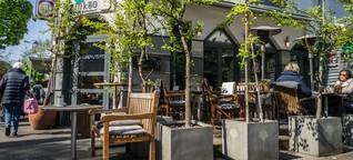 Berger Straße in Frankfurt: Weniger Platz für Außengastronomie
