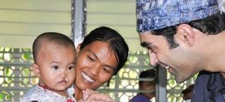 Ehrenamt: Frankfurter Ärzte helfen in Myanmar