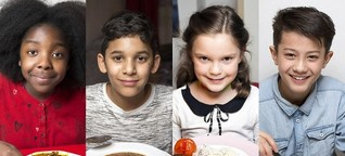 Andere Länder, andere Kinder: Mehr als nur Fischstäbchen