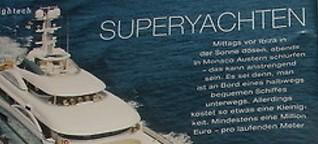 Superyachten - Playboy
