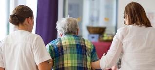 Letzte Heimat - Immer mehr Menschen sterben im Pflegeheim