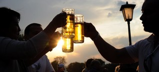 Kaum regulierte Werbung: Wie die Alkohol-Lobby die Politik einlullt