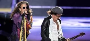 """Aerosmith in Berlin: Es ist Zeit, """"Aero-Vederci"""" zu sagen!"""
