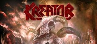"Kreator ""Gods of Violence"" / Review - Spex Magazin"