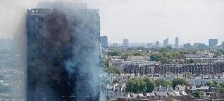Brandschutz: Bei einem Großbrand wie in London das Schlimmste verhindern