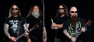 Slayer und Iron Maiden: Die Metalbürokratie lebt weiter