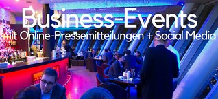 Business-Events als Marketingstrategie nutzen und bewerben