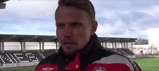 Arminias Trainingsstart im Video: Sebastian Schuppan blickt auf die Rückrunde