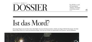 Ist das Mord?