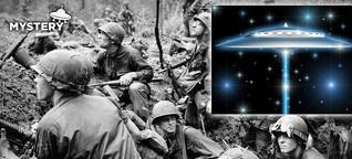 US-Veteran erforscht mysteriöse Zwischenfälle - Griffen Außerirdische in den Vietnamkrieg ein?