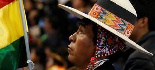 Bolivia debate sobre la ciudadanía universal para migrantes