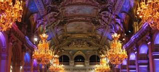 Aufbruchstimmung in Paris
