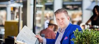 Der Spiegel im Rückspiegel - Recherchescout