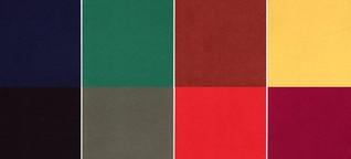 Heiliger Ernst und süffisante Skepsis: Der Lüscher-Farben-Test