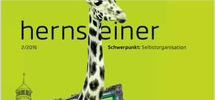 hernsteiner (Kundenmagazin) 2-2016
