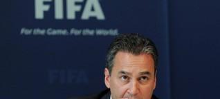 Fußball - FIFA veröffentlicht Garcia-Report