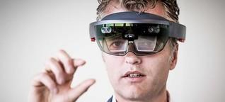 Virtuelle Realität: Aufbruch in neue Welten