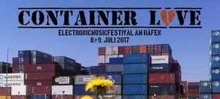 """Leinen los! Festival """"Container Love"""" steigt am Hafen"""