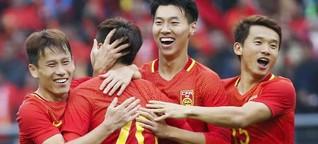 Les U20 chinois en D4 allemande : arrêtez ce cirque ! (SoFoot.com)