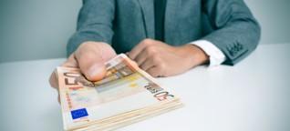 Barzahlungen in Deutschland nun begrenzt - unter einer Bedingung