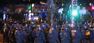 Wie und warum österreichische Polizisten bei den G20-Protesten in Hamburg eingesetzt wurden